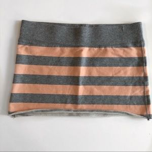 Aritzia | TNA Striped Athletic Skirt